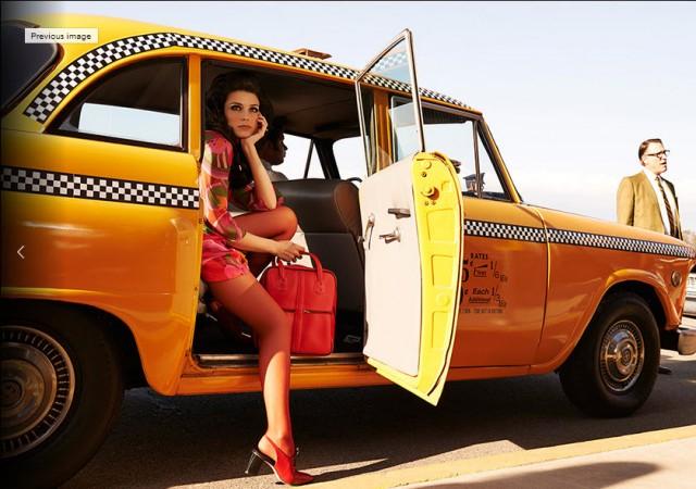 Megan Taxi