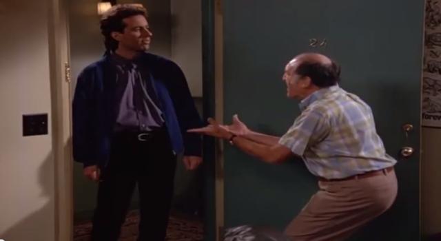 ג'רי! את יודע שג'פרי עובד עכשיו בסנטרל פארק??