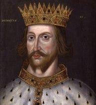 הנרי השני, מלך אנגליה ודוגס אנז'ו