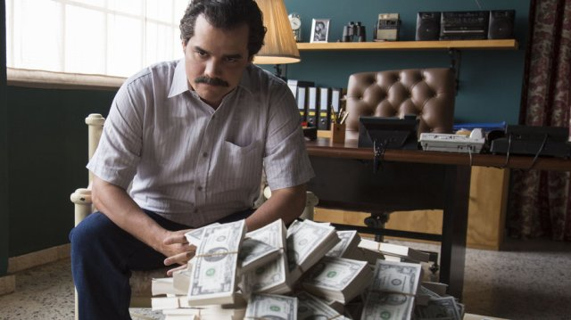 Escobar money