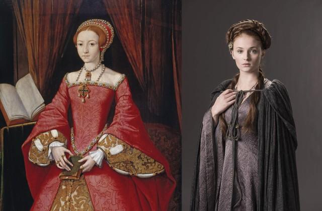 Sansa Elizabeth